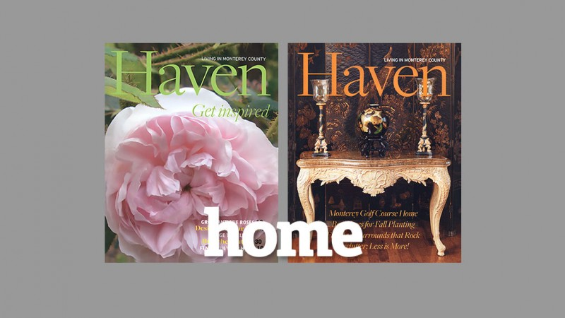 Home Magazine Design
