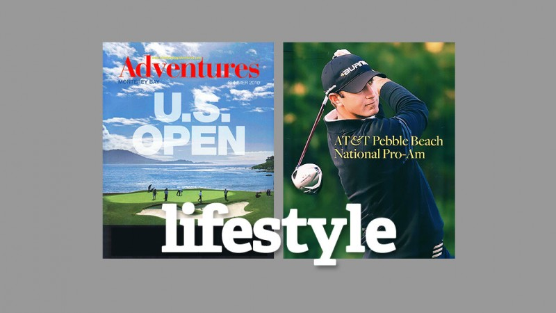 Lifestyle Magazine Design